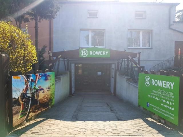 ERHA Rowery sklep i serwis rowerowy