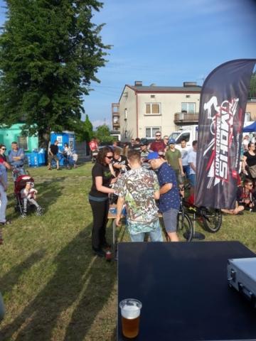 ER-HA Rowery Rowerowe Show XXII Jarmark Łaski