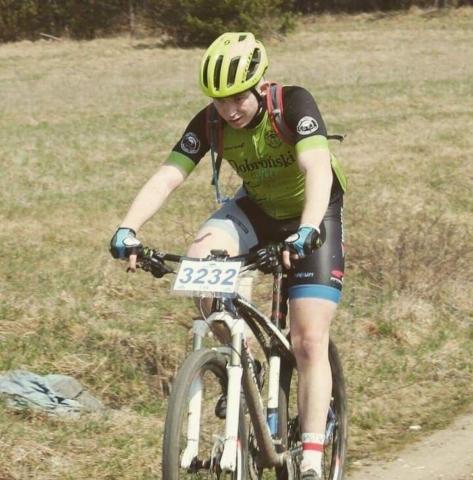 Szymon Błasik ER-HA Rowery Team