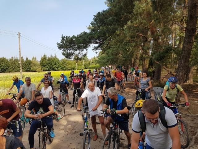 Wycieczka rowerowa ER-HA Roweyry i Przyjaciele