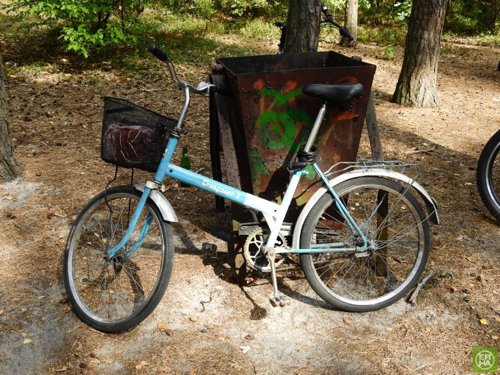 Wycieczka ER-HA Rowery i Przyjaciele - Ten rower wpojedzie wszędzie fot. Piotr Zapała Pociąg do Kolumny