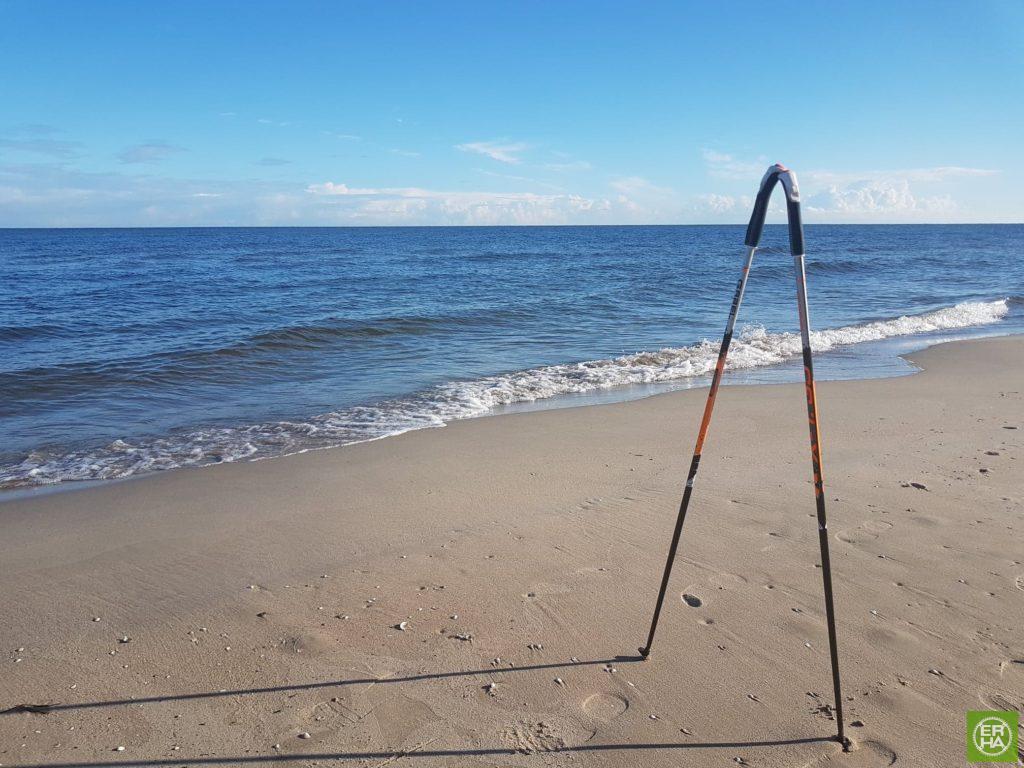 ER-HA Nordic Walking Kije Gabel Morze