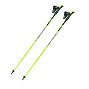 Kije Nordic Walking Gabel LIGHT NCS 115 cm stała długość