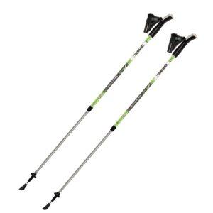 Kije Nordic Walking Gabel Nordic VARIO S-9.6 regulowane 77-130 cm zielone