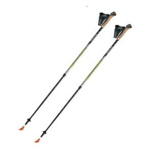 Kije Nordic Kije Nordic Walking Gabel Stretch Lite regulowane 75-130 cm Walking Gabel Stretch Lite regulowane 75-130 cm