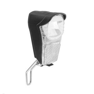 Lampka rowerowa przednia 1 LED 1 WAT baterie