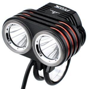 Lampka rowerowa przednia ProX AVIOR II POWER 2 x CREE 2000Lm