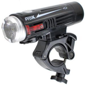 Lampka rowerowa przód ProX CRATER CREE 880Lm USB