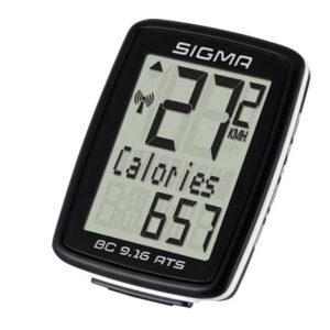 Licznik rowerowy bezprzewodowy SIGMA BC 9.16 ATS