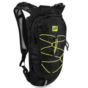Plecak rowerowy sportowy Spokey DEW 15L czarny