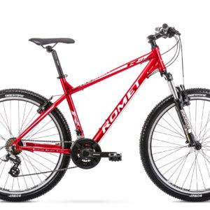 Rower górski MTB Romet Rambler R7.0 27,5 czerwony