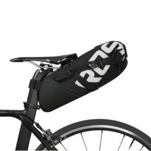 Sakwa rowerowa pod siodło ROSWHEEL 10L czarna