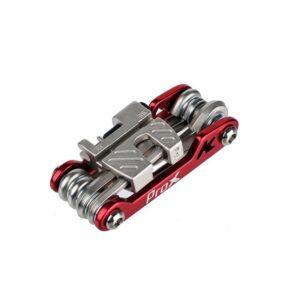 Zestaw kluczy rowerowych ProX 18 funkcji multitool skuwacz
