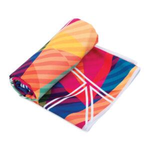 Ręcznik plażowy 80x160 szybkoschnący Spokey MALAGA