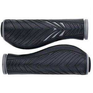 Chwyty rowerowe Velo ProX Comfort Gel szaro-czarne