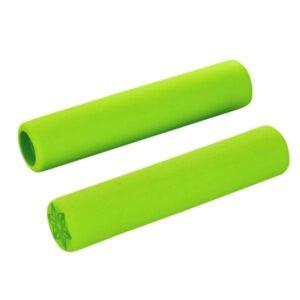 Chwyty rowerowe gripy Supalite zielony neon