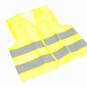 Kamizelka odblaskowa żółta