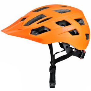 Kask rowerowy ProX Storm pomarańczowy