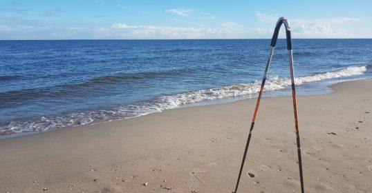 Kije Nordic Walking Gabel Stride X-1.35 carbon stała długość