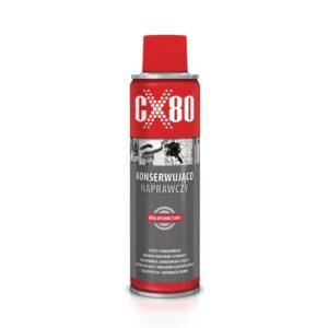 Preparat CX80 konserwująco naprawczy spray 250ml