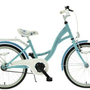 Rower dziecięcy Kands Diana Velo 20 błękitno-niebieski