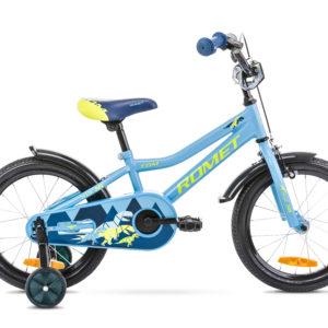 Rower dziecięcy Romet Tom 16 niebieski