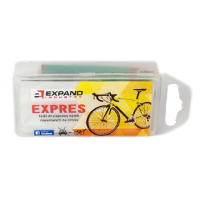 Zestaw naprawczy Expand Express do dętek