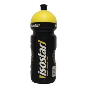 Bidon Isostar 650ml czarno-żółty