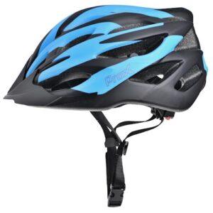 Kask rowerowy ProX Thumb czarno-niebieski