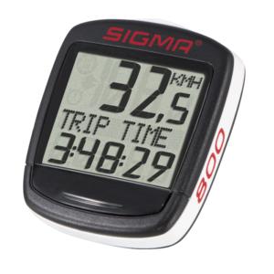 Licznik rowerowy przewodowy SIGMA 800