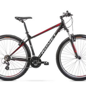 Rower górski MTB Romet Rambler R9.0 29 czarno-czerwony