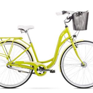 Rower miejski Romet Sonata 2 28 zielony