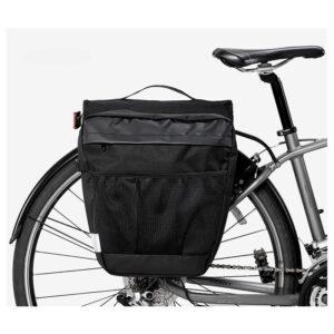 Sakwa rowerowa na bagażnik ROSWHEEL SAHOO 28L czarna