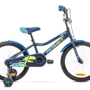 Rower dziecięcy Romet Tom 20 niebieski